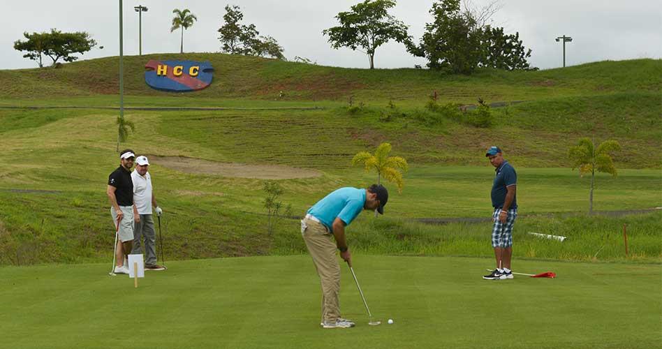 Hacienda Country Club Golf Panama
