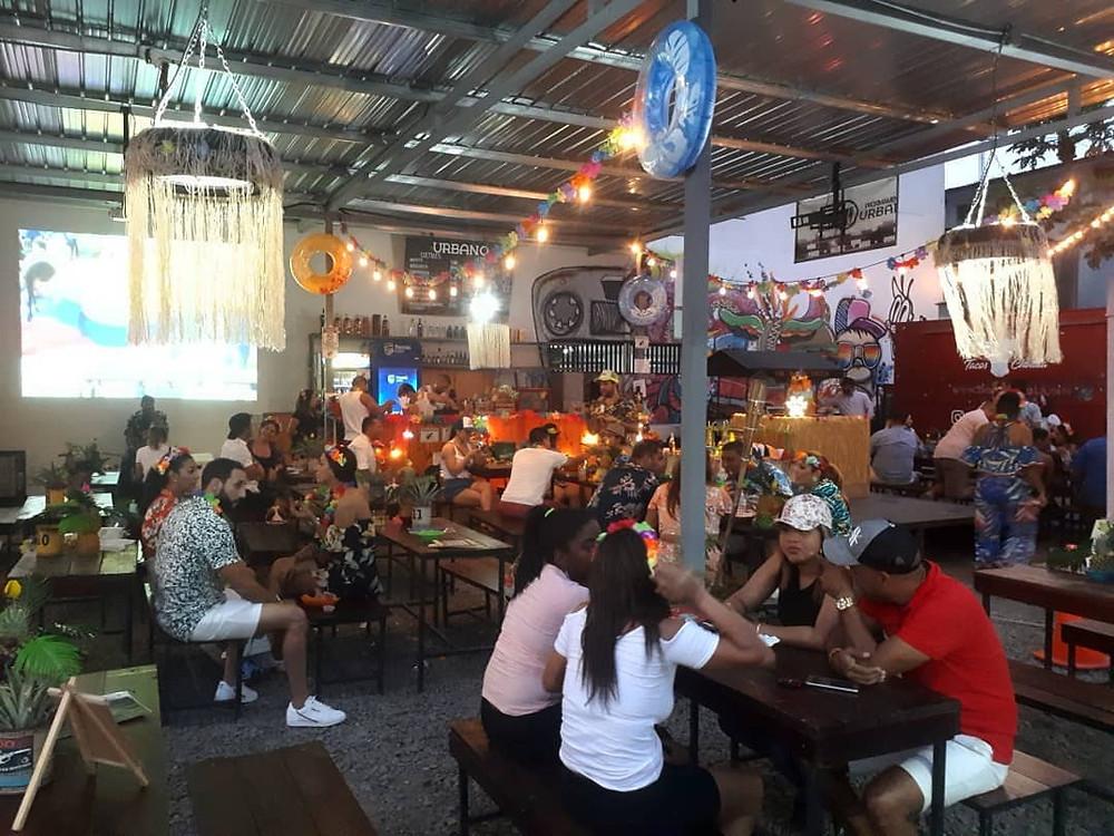 Urbano 67 Panama Food Trucks