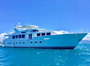 105ft broward boat rental in panama