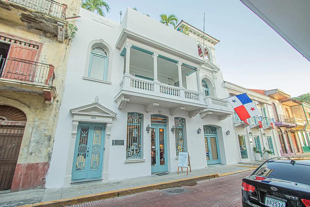 Panama Casa Arias