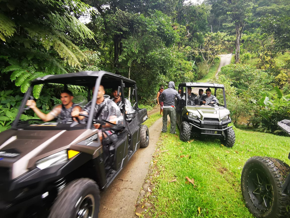 Panama 4x4 in El Valle
