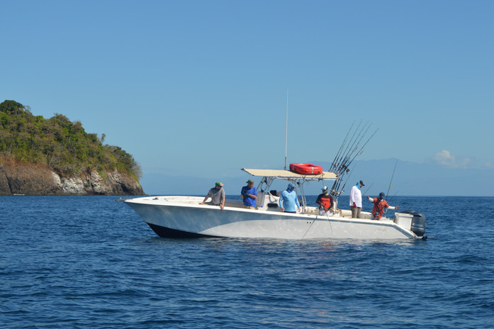 sport fishing in panama