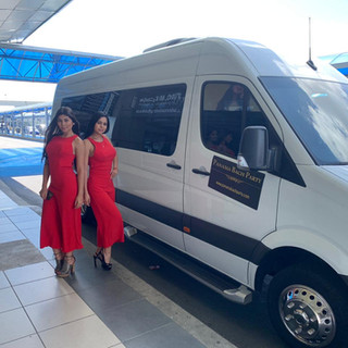 Lux Transport & Airport Pickups