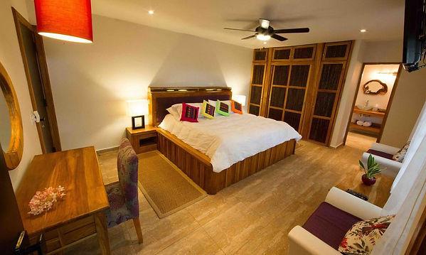 Deluxe Master Suite at La Semilla Panama