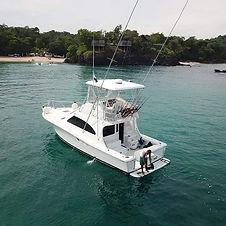 38ft luhrs available for rent in panama