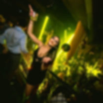 Panama escort during a VIP nightlife experience for a bachelor party