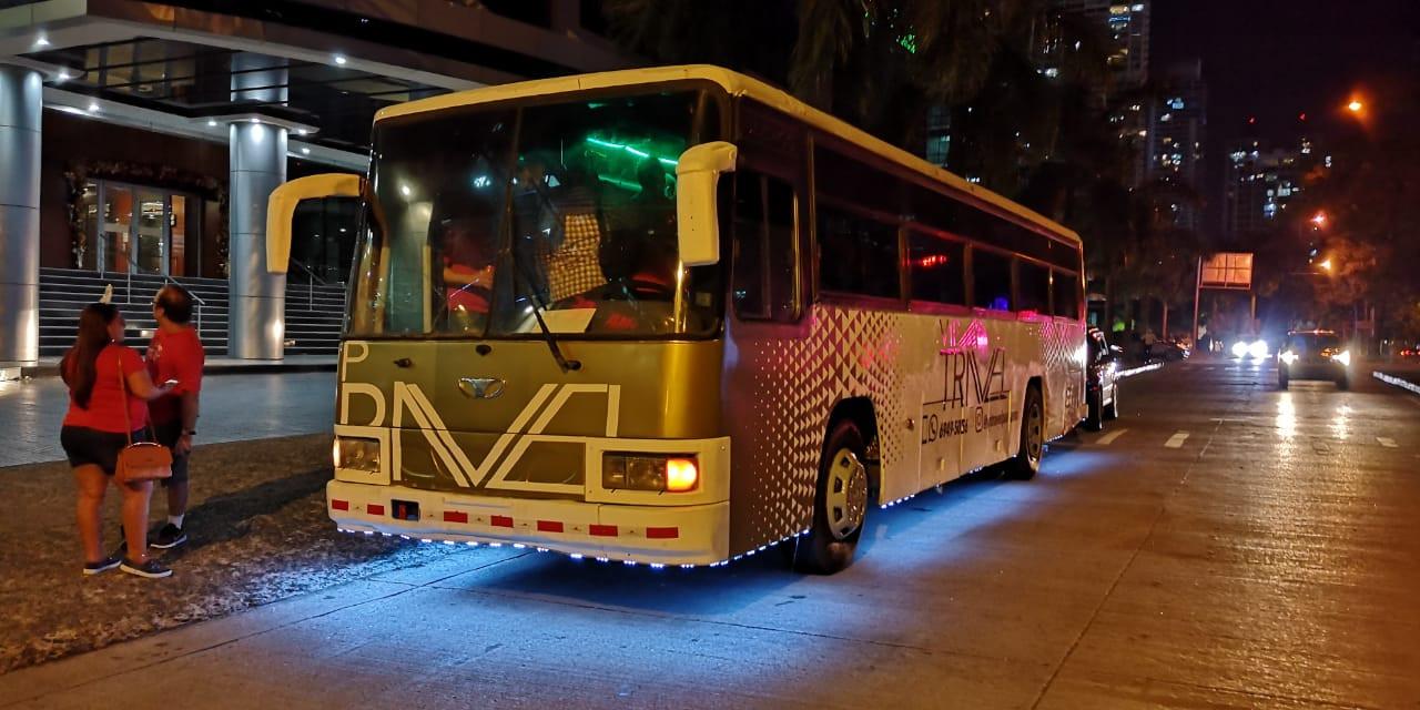 Panama Party Bus