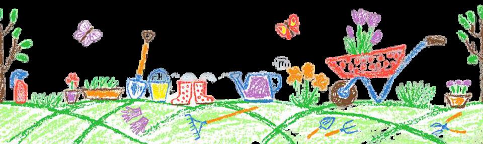 seamless-border-background-gardening-too