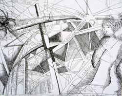 Könneritzbrücke...mit Spinne