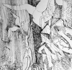 Canus und Byblis (Ausschnitt)