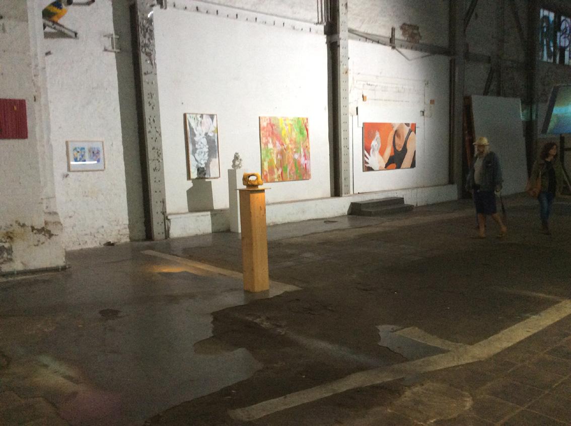 Ausstellung Westwerk, Leipzig