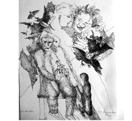 Des Malers Kinder