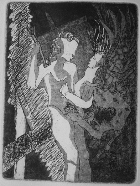 Sphinx-und-der-Maler