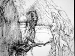 Zeichnungen Mythologie (Ausschnitt)