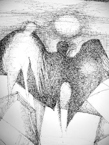 Zeichnungen Metamorphose