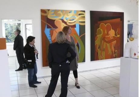 Ausstellung Galerie Kunstraub99