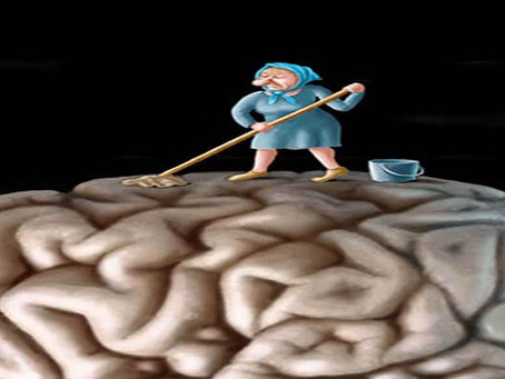 Look after your Brain and it will last you a lifetime!