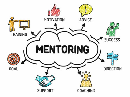 Why we all need a Coach or Mentor...