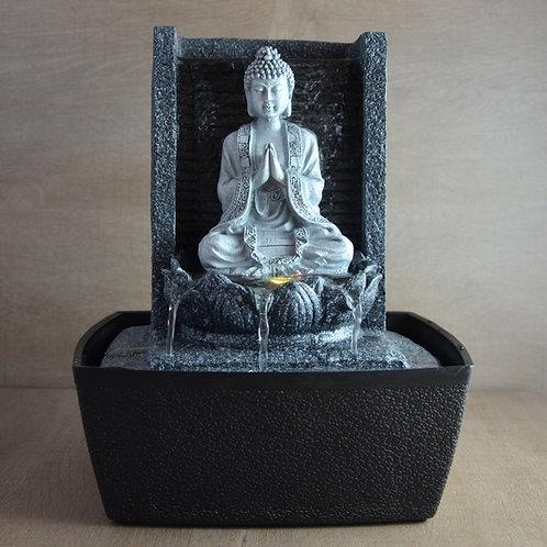 ECO Bouddha méditation/fontaine