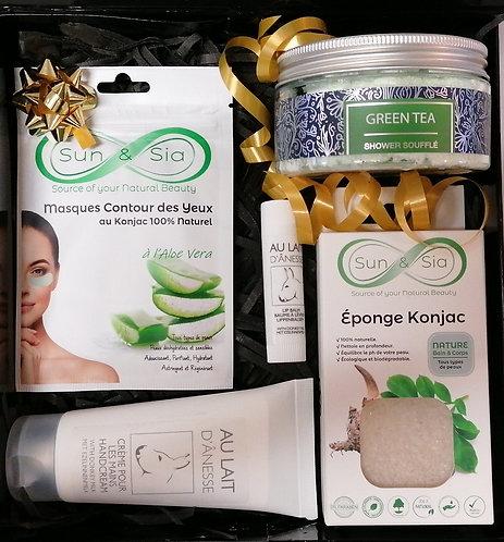 """Eco pack """" vert et en douceur """""""