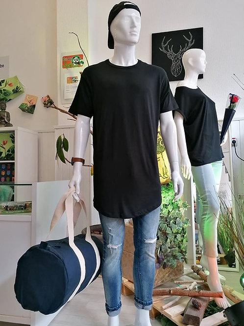 ECO Men`s Organic Long Length T