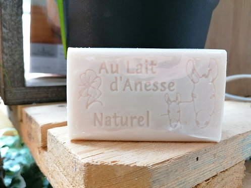 Eco savon au lait d'ânesse