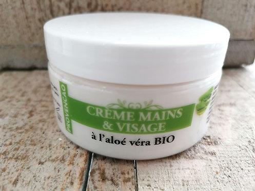 Eco Crème visage et mains aloé vera bio 100ml