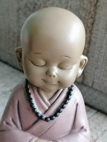 Eco Baby moine Méditation