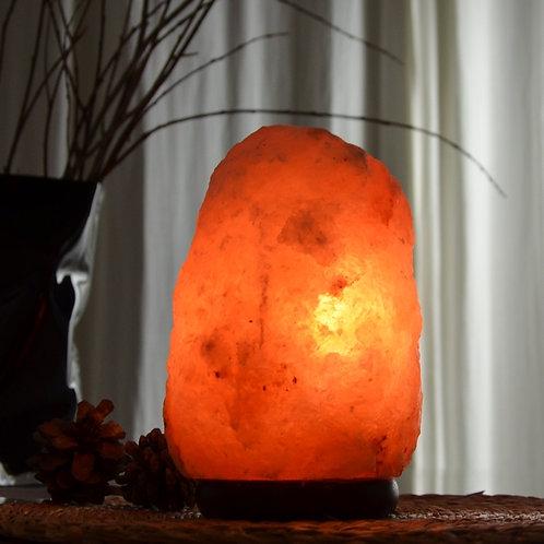 Eco Lampe en Cristal de Sel d'Himalaya de 4 à 6 kg