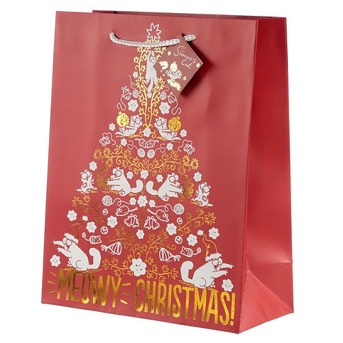 ECO Gift bag christmas