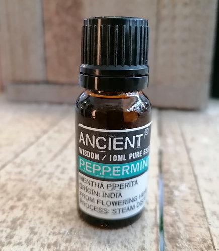 Eco huile essentielle Menthe Poivrée