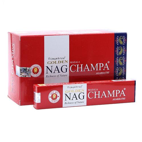Eco Encens Golden Nag - Champa Golden