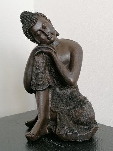 Eco Statue Bouddha Thai Penseur