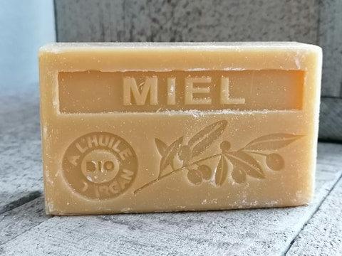 Eco savon de marseille au miel et huile d'argan
