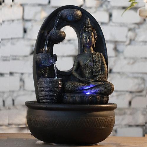 Eco fontaine bouddha harmonie