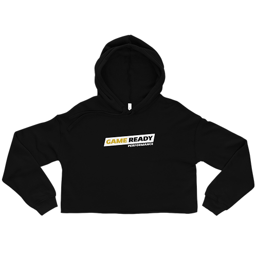 Game Ready Cropped Hoodie