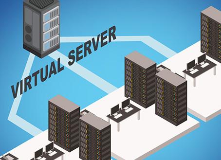 Five Business Benefits of Virtualization