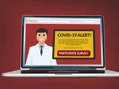 Steer Clear of Coronavirus Scams