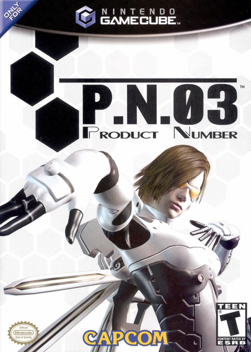 P.N.03 Soundtrack