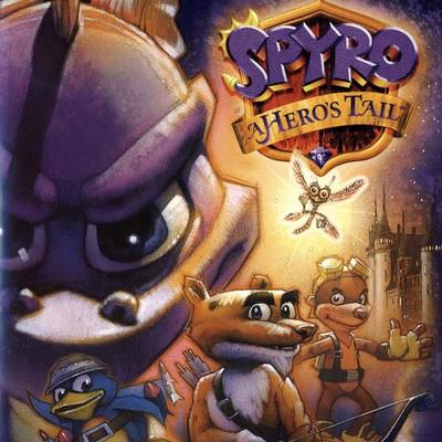 Spryo: A Hero's Tail
