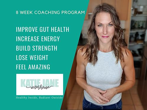 8-Week Health Coaching Program