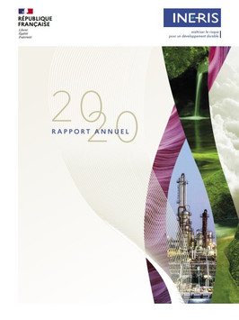 Rapport annuel 2020 de l'Ineris