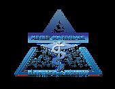 Medic Materials Logo Badge Transparency.
