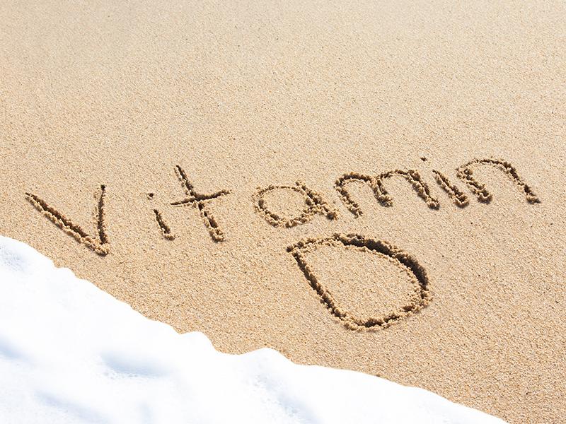 Έλλειψη - Ανεπάρκεια Βιταμίνης D