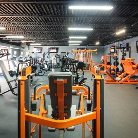 Rise Above Fitness Gym Space