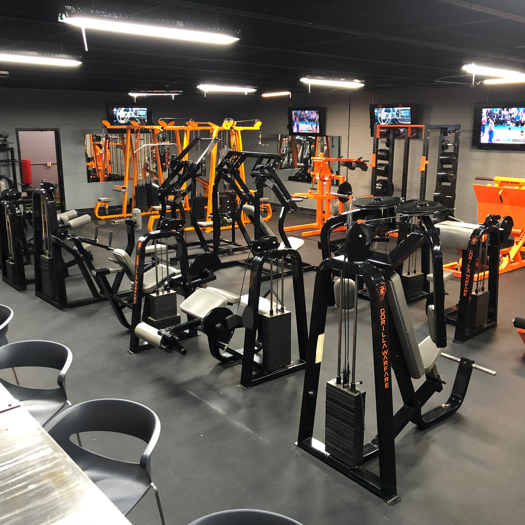 Fitness Equipment Hermitage