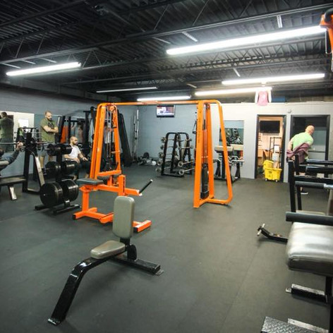 Nashville Gym Equipment