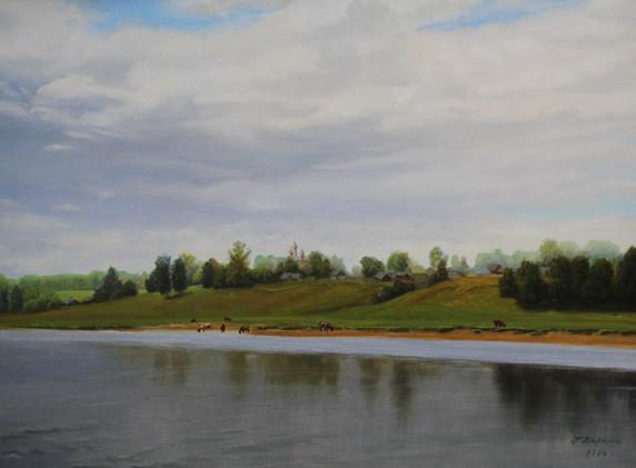 Oblachnyj den'_2004_Otel-Vystavochnyj zal-Barcic