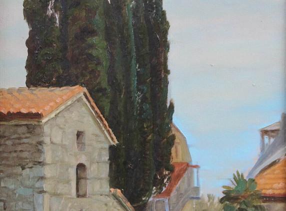 Hram Ipatiya v Gagre_2004_Otel-Vystavochnyj zal-Barcic