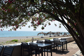 Новый Афон, пляж
